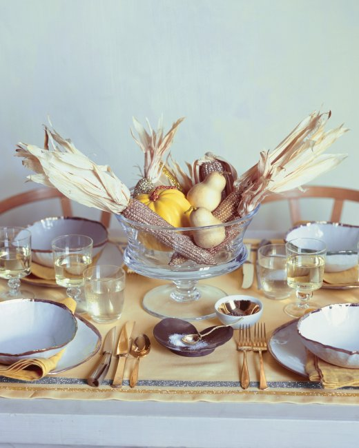 20 Great Table Decoration Ideas for Thanksgiving Holiday (12)