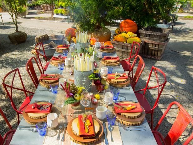20 Great Table Decoration Ideas for Thanksgiving Holiday (14)