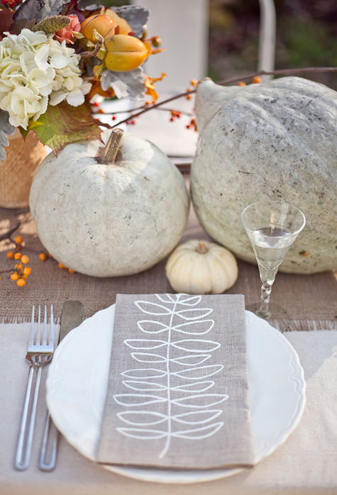 20 Great Table Decoration Ideas for Thanksgiving Holiday (16)