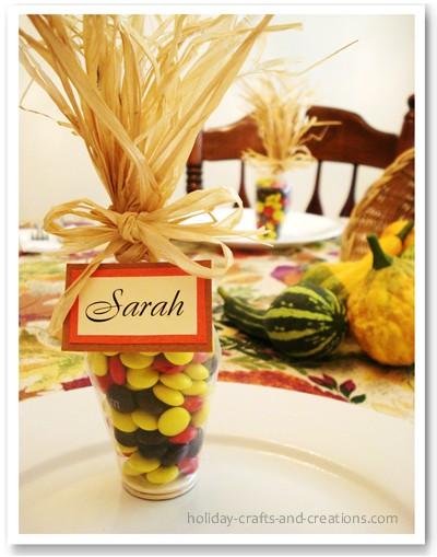 20 Great Table Decoration Ideas for Thanksgiving Holiday (17)