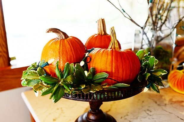 20 Great Table Decoration Ideas for Thanksgiving Holiday (2)