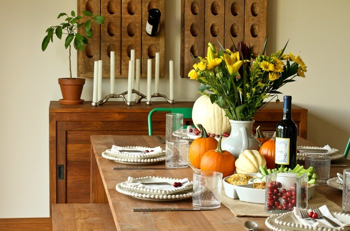 thanksgiving table decorations 20 great table decoration ideas for thanksgiving 30814