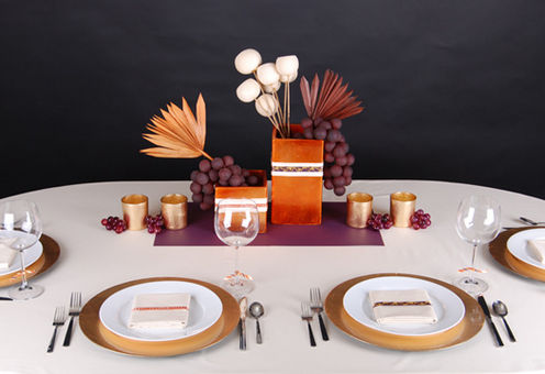 20 Great Table Decoration Ideas for Thanksgiving Holiday (4)
