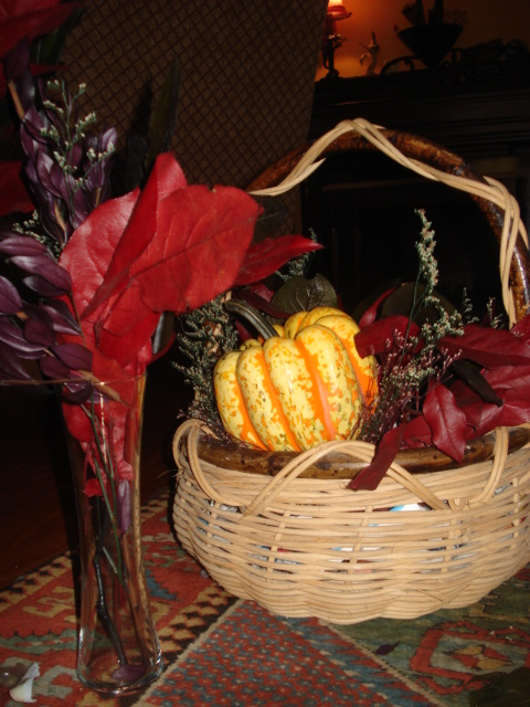 20 Great Table Decoration Ideas for Thanksgiving Holiday (7)