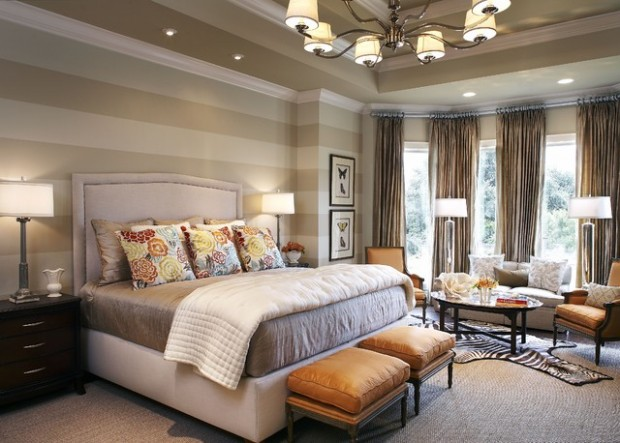 20 master bedroom design ideas in romantic style style for Master bedroom room ideas