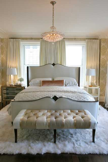 Home design idea bedroom decorating ideas romantic style Master bedroom decor idea