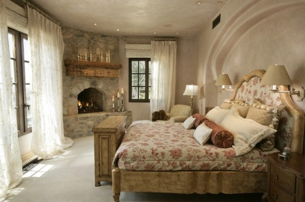Romantic Bedroom Design Alluring 20 Master Bedroom Design Ideas In Romantic Style  Style Motivation Design Decoration