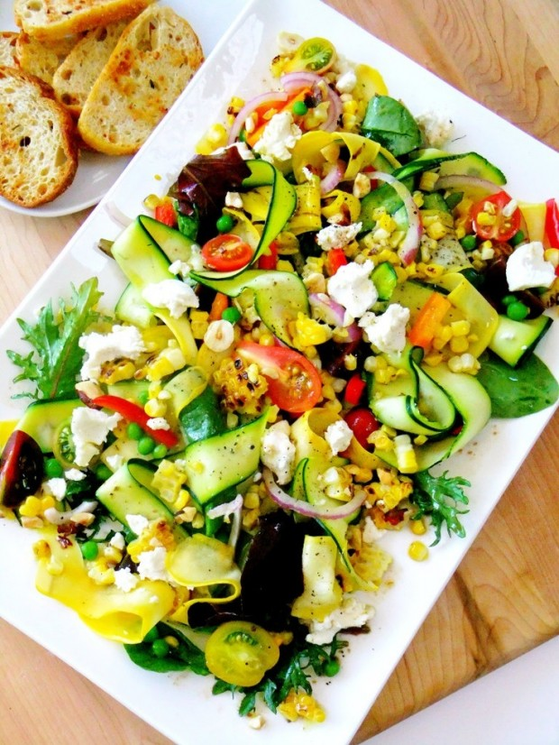 20 Tasty Salad Recipes for Healthy Eating (1)