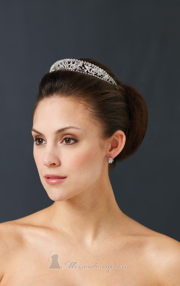 21 Adorable Hair Accessories for Perfect Bridal Hairstyle (14)