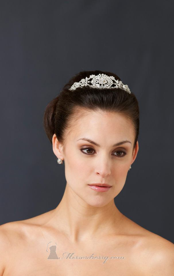 21 Adorable Hair Accessories for Perfect Bridal Hairstyle (16)