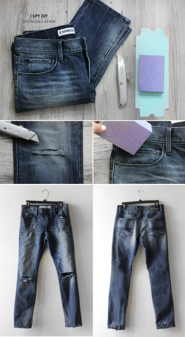 21 Genius DIY Ideas with Tutorial for Stylish Clothes and Accessories (11)