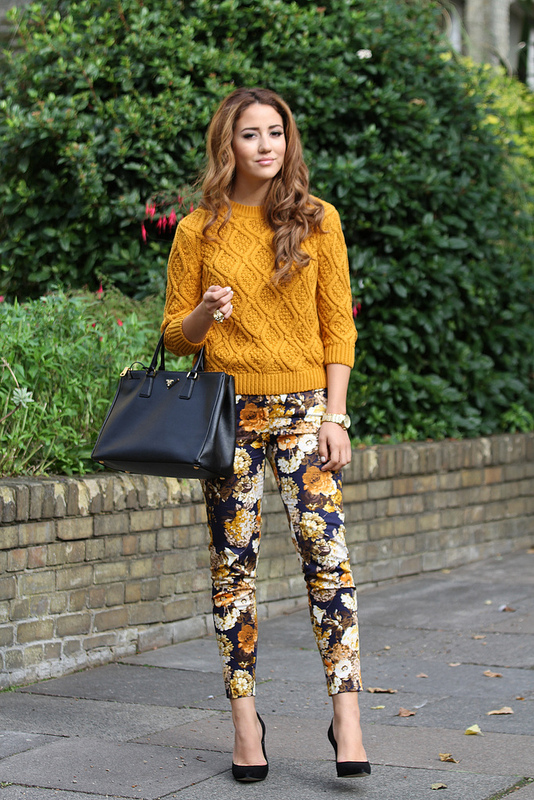 21 Stylish Fall Street Style Outfit Ideas (10)
