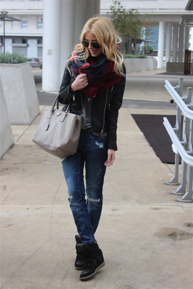 21 Stylish Fall Street Style Outfit Ideas (11)
