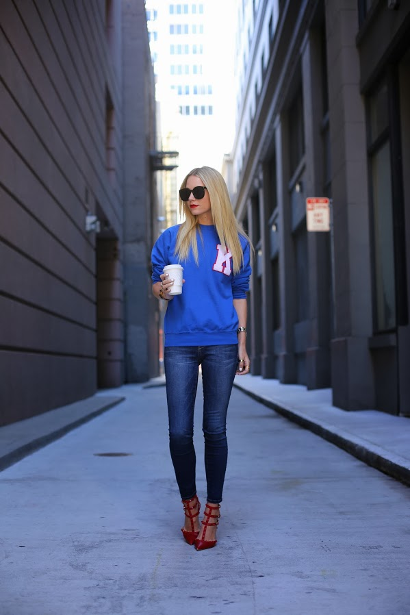 21 Stylish Fall Street Style Outfit Ideas (12)