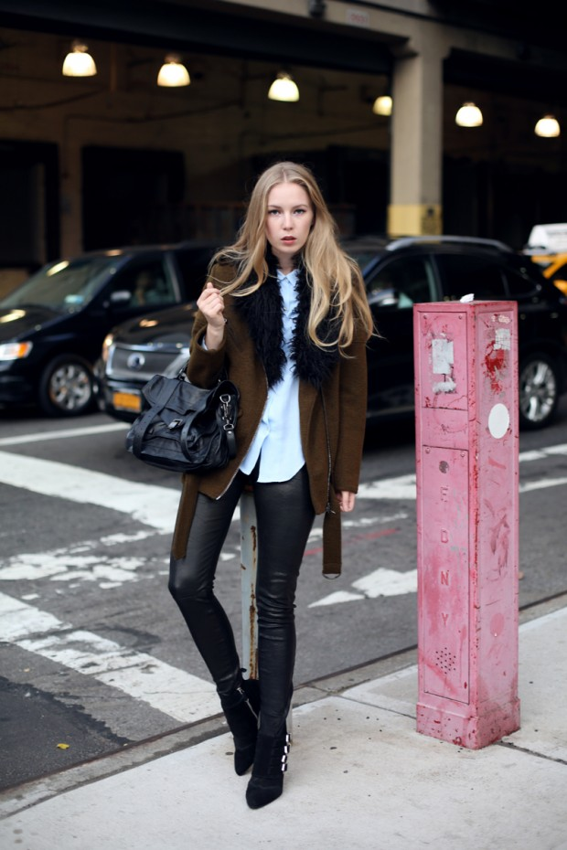 21 Stylish Fall Street Style Outfit Ideas (14)