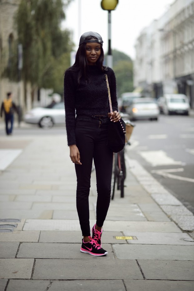 21 Stylish Fall Street Style Outfit Ideas (15)