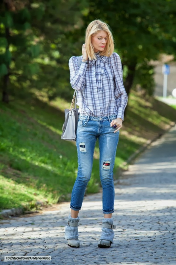 21 Stylish Fall Street Style Outfit Ideas (16)