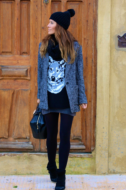 21 Stylish Fall Street Style Outfit Ideas (17)