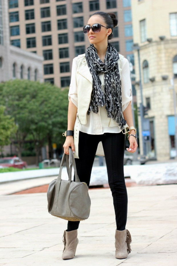 21 Stylish Fall Street Style Outfit Ideas (20)