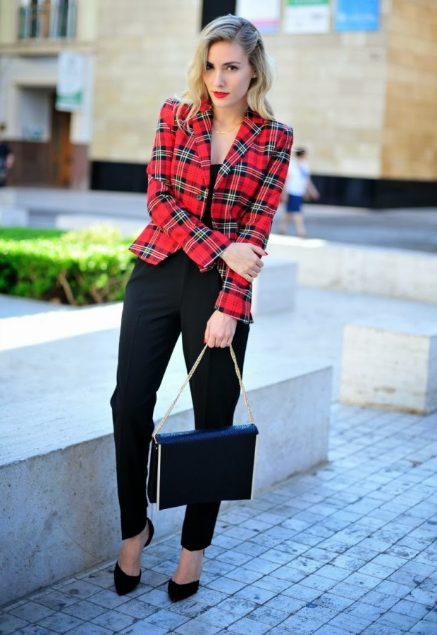 21 Stylish Fall Street Style Outfit Ideas (3)
