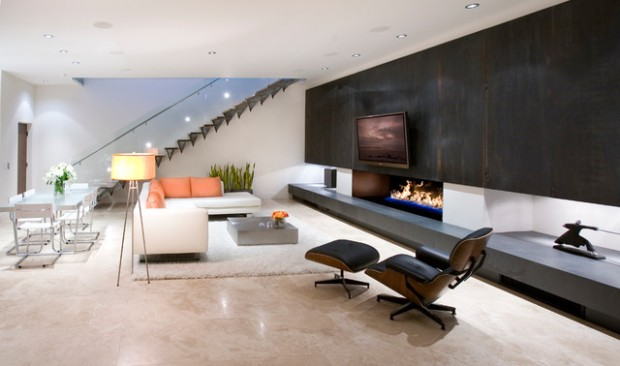 22 Amazing Living Room Design Ideas in Modern Style (1)