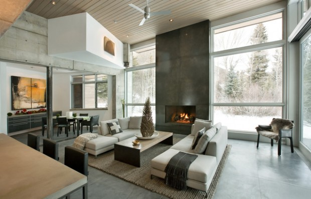22 Amazing Living Room Design Ideas in Modern Style (16)