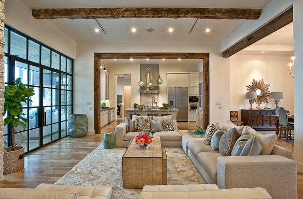 22 Amazing Living Room Design Ideas in Modern Style (3)