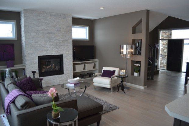22 Amazing Living Room Design Ideas in Modern Style (4)