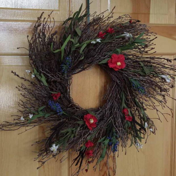 22 Beautiful Christmas Wreaths Designs (14)