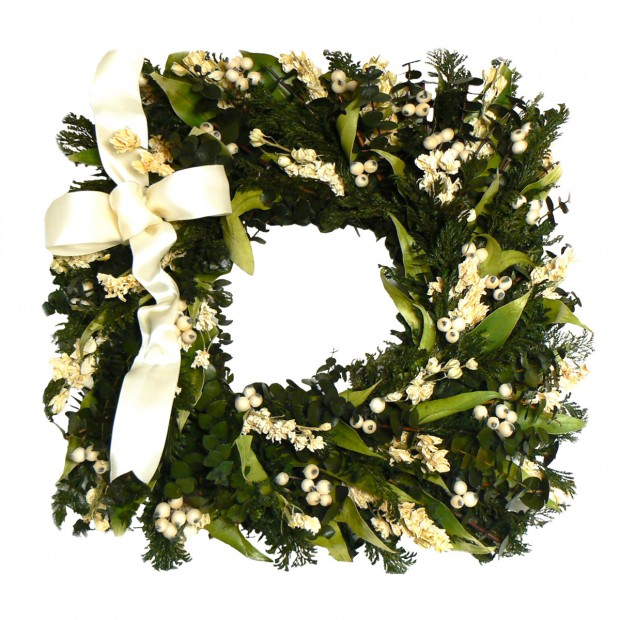 22 Beautiful Christmas Wreaths Designs (16)