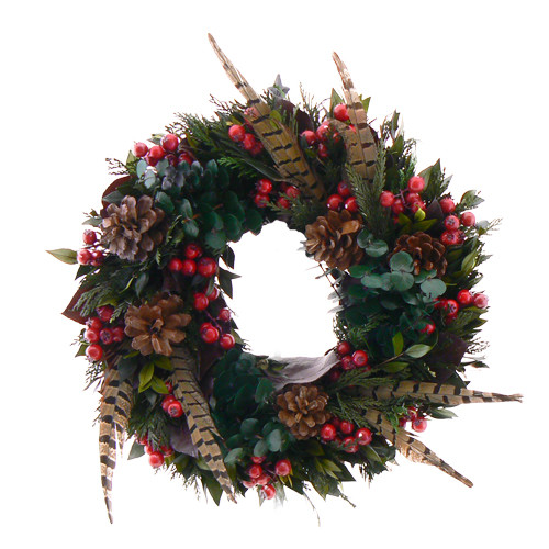 22 Beautiful Christmas Wreaths Designs (19)