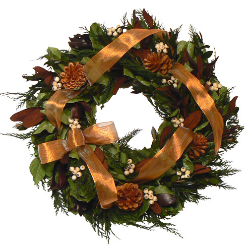 22 Beautiful Christmas Wreaths Designs (2)