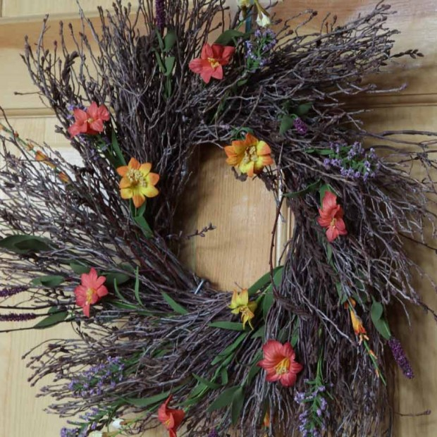 22 Beautiful Christmas Wreaths Designs (3)