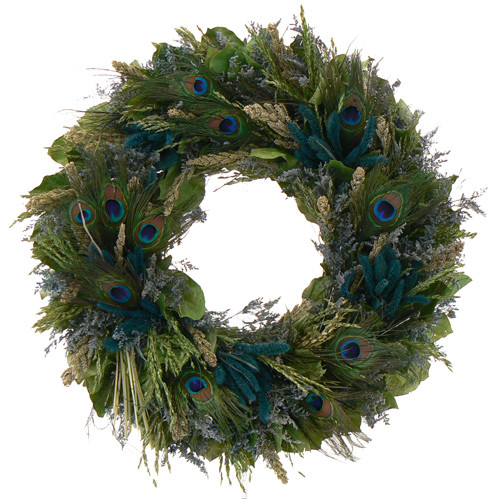 22 Beautiful Christmas Wreaths Designs (5)