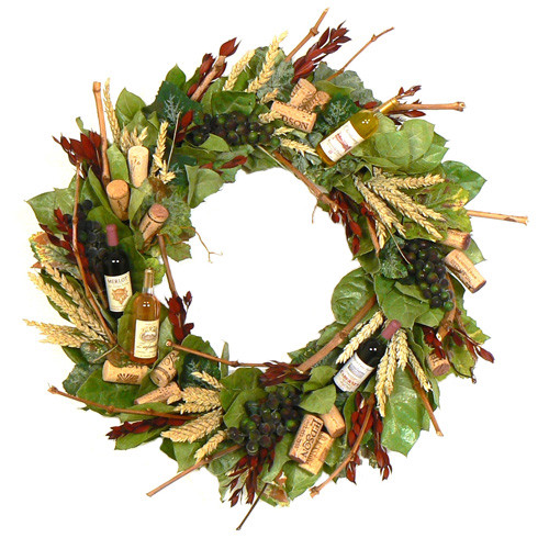 22 Beautiful Christmas Wreaths Designs (8)