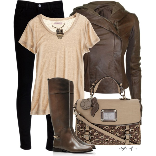 22 Cozy Combinations for Cold Days (14)