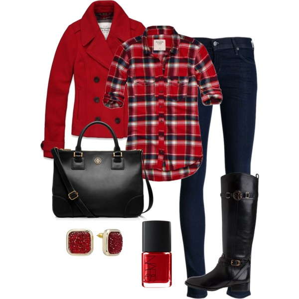 22 Cozy Combinations for Cold Days (15)