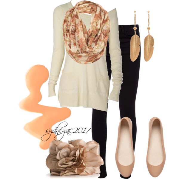22 Cozy Combinations for Cold Days (18)