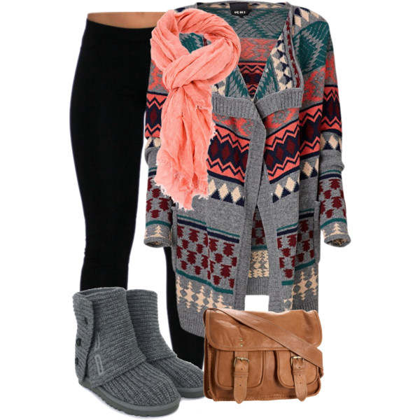 22 Cozy Combinations for Cold Days (2)