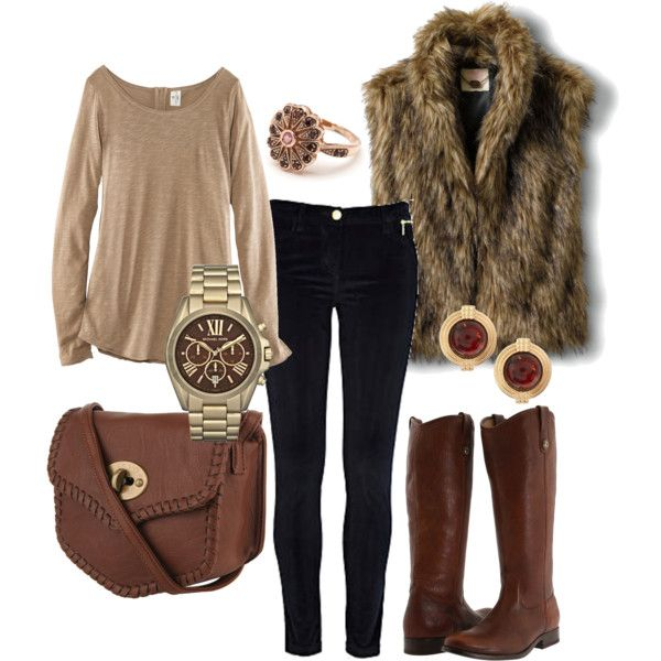22 Cozy Combinations for Cold Days (5)