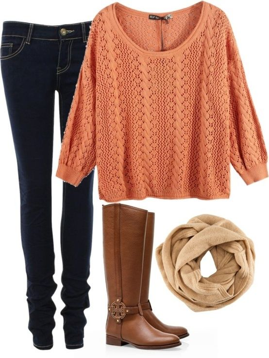 22 Cozy Combinations for Cold Days (8)