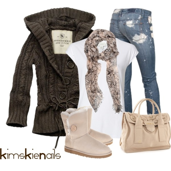 22 Cozy Combinations for Cold Days (9)