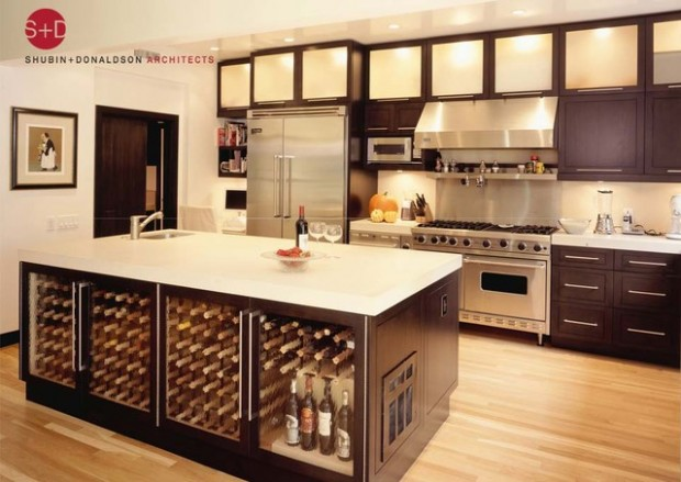 20 great kitchen island design ideas in modern style - Kitchen Island Design Ideas