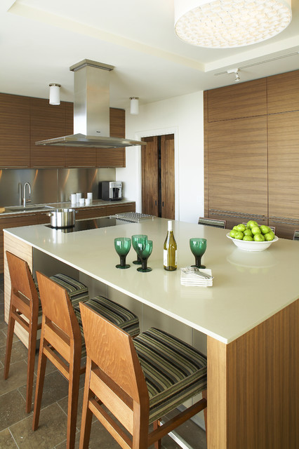 20 Great Kitchen Island Design Ideas In Modern Style