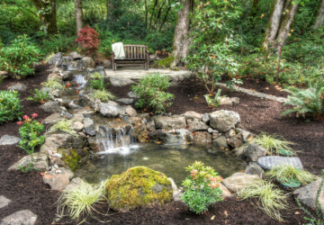 20 Great Pond Design Ideas for Your Garden - ponds, pond design ideas, pond design, pond, garden