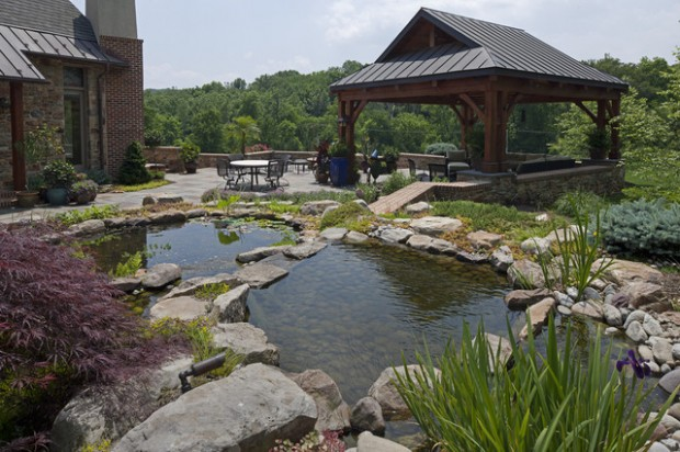 20 great pond design ideas for your garden