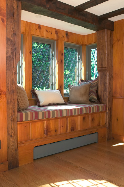 22 Window Nook Design Ideas- Perfect Place for Relaxation at Home (11)