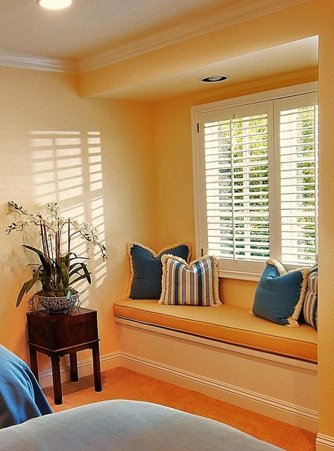 22 Window Nook Design Ideas- Perfect Place for Relaxation at Home (12)