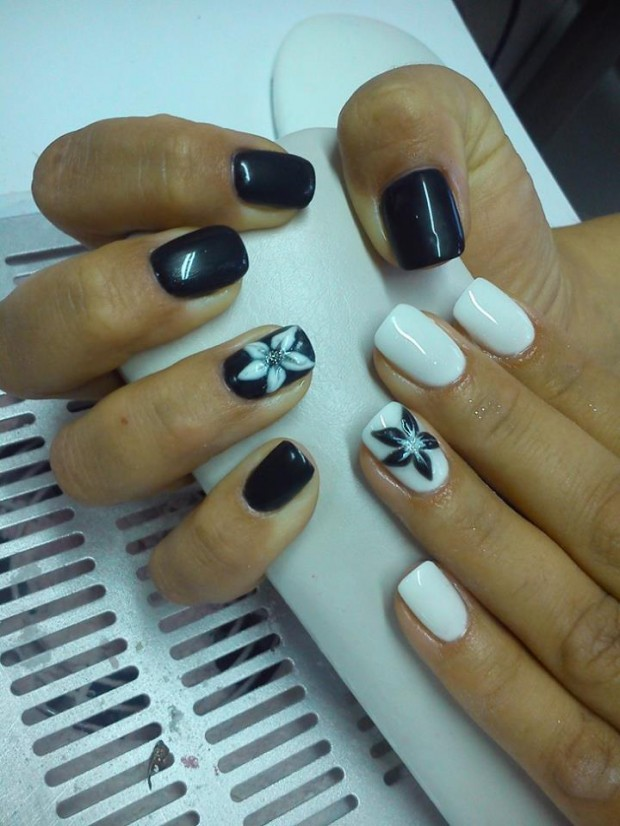 23 Amazing Nail Art Ideas for Perfect Nails (1)