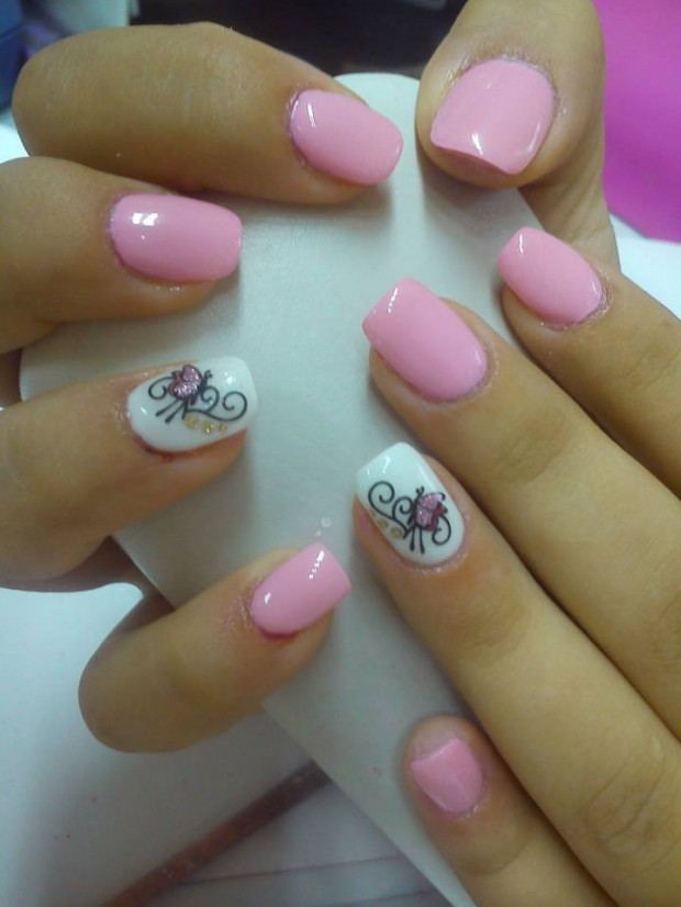 23 Amazing Nail Art Ideas for Perfect Nails (22)